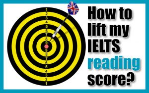 IELTS reading - how to improve my band score